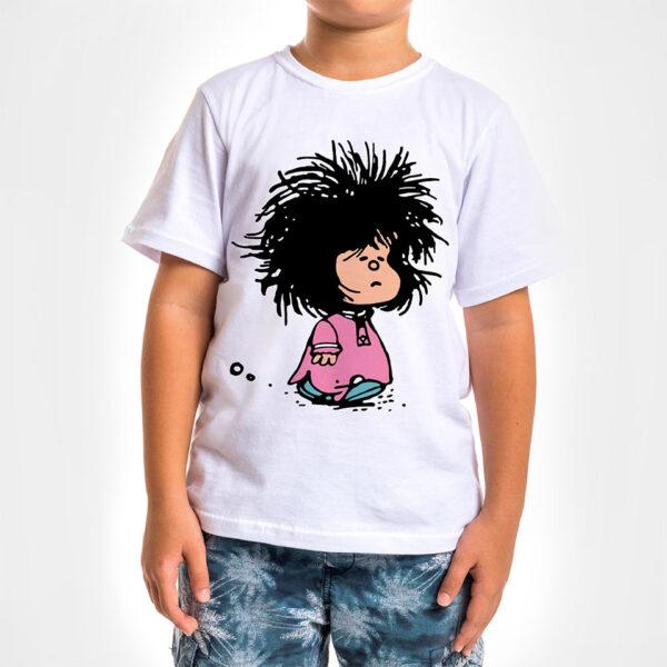 Camisa - Bom Dia Mafalda 4