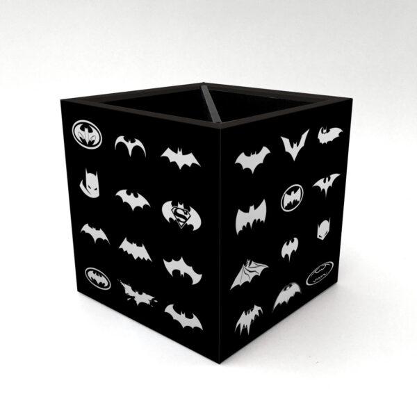 Porta Controle Pattern Batman 3