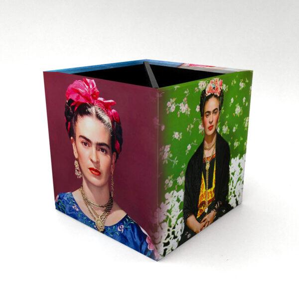 Porta Controle Frida Kahlo 3