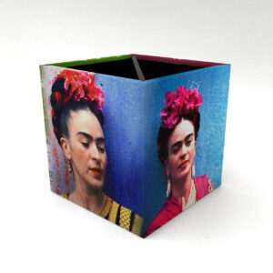 Porta Controle Frida Kahlo Autorretrato
