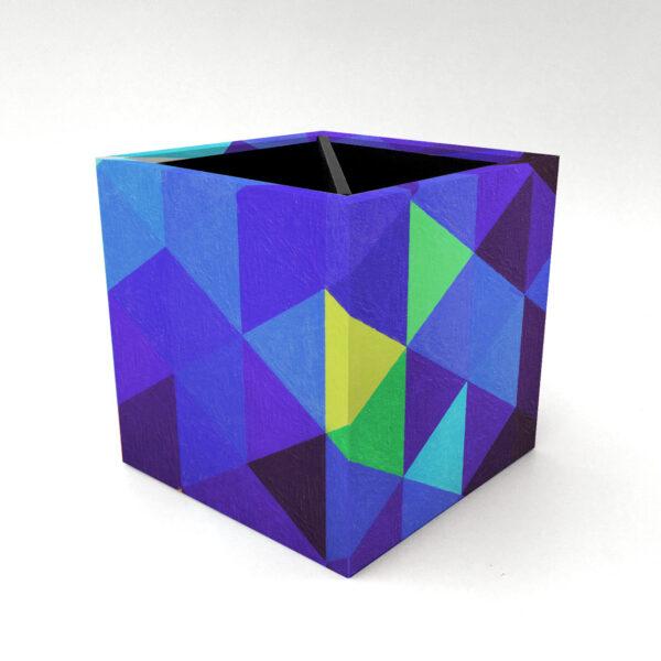 Porta Controle Decométrica 3