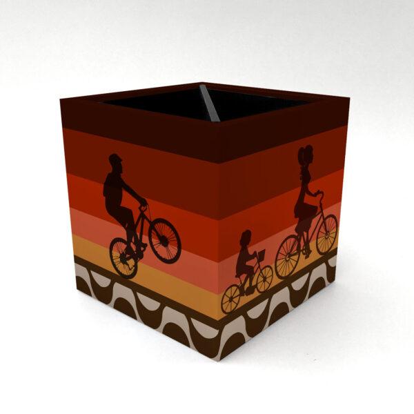 Porta Controle Ciclismo 3