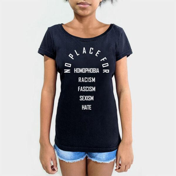 Camisa Feminina - No Place 3