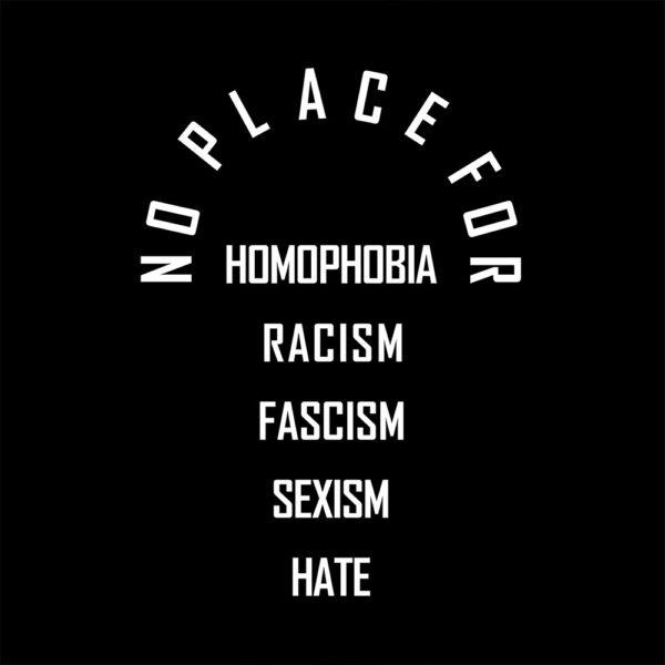 Camisa Feminina - No Place 4