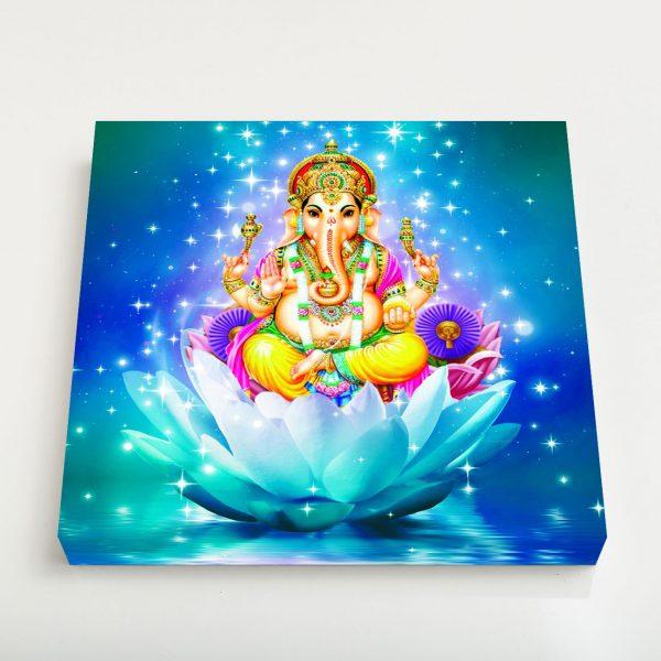 Quadro Canvas - Ganesha 3