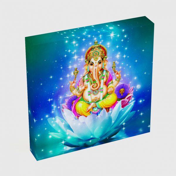 Quadro Canvas - Ganesha 6