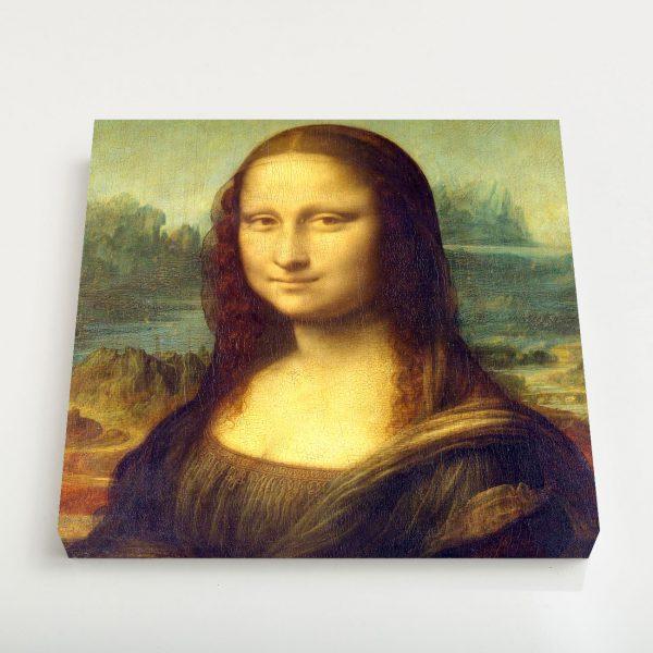 Quadro Canvas - Monalisa 3