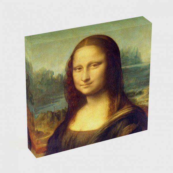 Quadro Canvas - Monalisa 5
