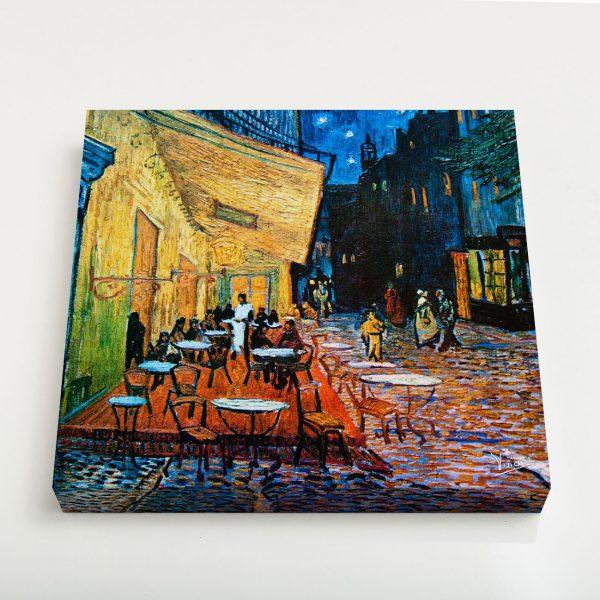 Quadro Canvas - Terraço do Café na Praça do Fórum 3