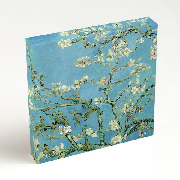 Quadro Canvas - Amendoeira em Flor 5