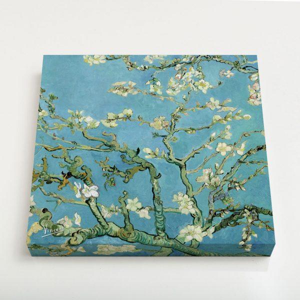 Quadro Canvas - Amendoeira em Flor 3