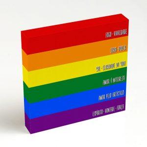 Quadro Canvas – Rainbow 6